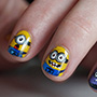 friend_nails_minions_despicable_me_mathilde
