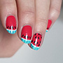 nail-art-125-watermelon