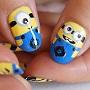 nail-art-140-minions