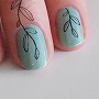 nail-art-141-calligraphic-tatoos