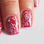nail-art-150-one-stroke-roses-monochrome