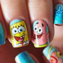 nail-art-151-sponge-bob