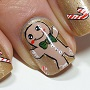 nail-art-178-gingerbreadman