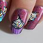 nail_art_50_cupcakes