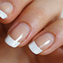 french_manicure_nails